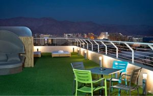 ROOF TOP SUITE